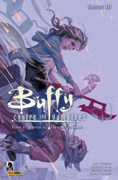Buffy contre les vampires (Saison 10) T06 - Savoir se prendre en main - 9782809469240 - 8,99 €