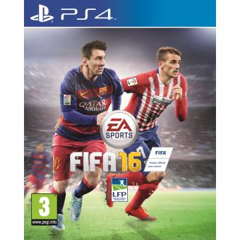 fifa 16 ps4 jeux vid o achat prix fnac. Black Bedroom Furniture Sets. Home Design Ideas