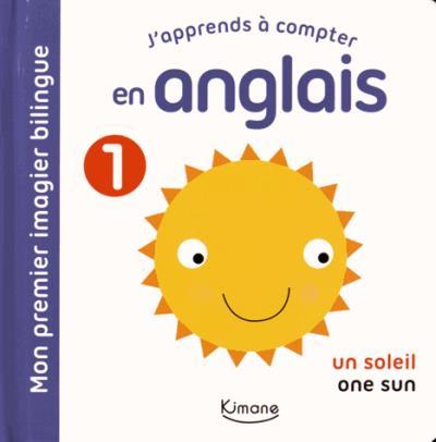 J'apprends à compter en anglais