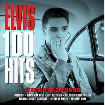 100 hits of elvis presley