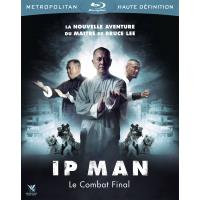 Ip Man Le combat final Blu-ray