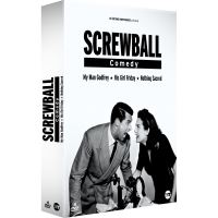 Coffret Screwball Comedy 4 Films DVD