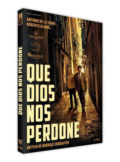Que Dios nos perdone DVD - Rodrigo Sorogoyen - DVD Zone 2 - Achat & prix |  fnac