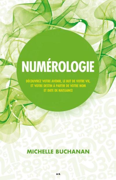 Numérologie - 9782897673956 - 12,99 €