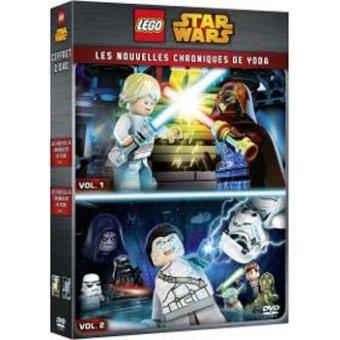 Bipack Lego Star Wars Les Nouvelles Chroniques de Yoda DVD