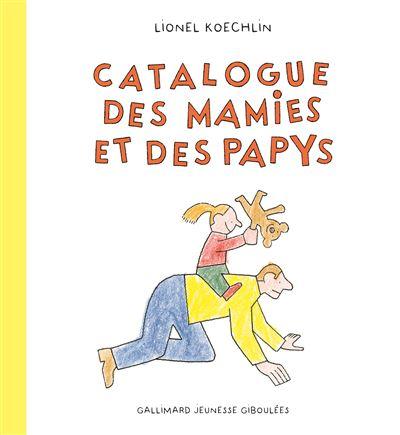 Catalogue des mamies et des papys