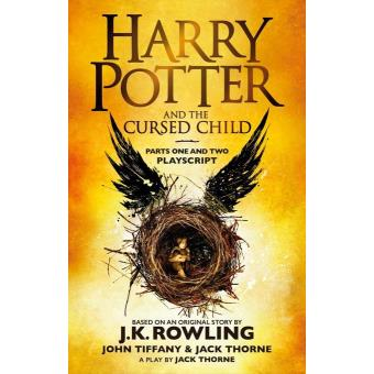Harry Potter Harry Potter And The Cursed Child Parts One And Two
