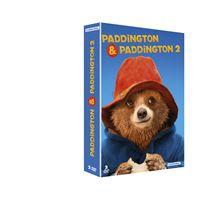 Coffret Paddington L'intégrale 1 et 2 DVD
