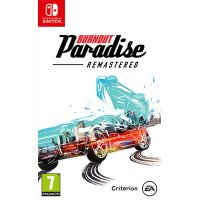 BURNOUT PARADISE : REMASTERED FR/NL SWITCH