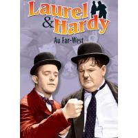 Laurel et Hardy au Far West