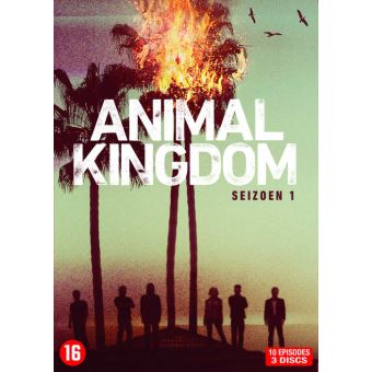 ANIMAL KINGDOM S1-NL