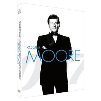 James BondCoffret Roger Moore La Collection James Bond 007 7 Films DVD