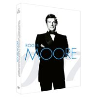 Coffret Roger Moore La Collection James Bond 007 7 Films DVD