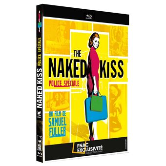 The Naked Kiss Police spéciale Exclusivité Fnac Blu-ray