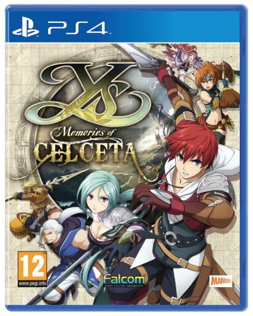 Ys: Memories of Celceta Edition Spéciale PS4
