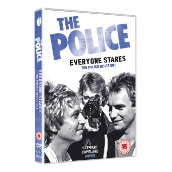 Everyone Stares The Police Inside Out DVD