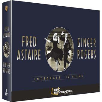 Coffret Fred Astaire 10 films Edition spéciale Fnac DVD