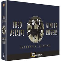 Coffret Fred Astaire 10 films Edition spéciale Fnac DVD