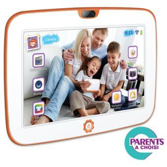 tablette tactile enfant tekniser kid tab premium tablette ducative. Black Bedroom Furniture Sets. Home Design Ideas
