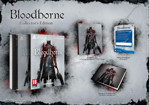 Bloodborne Collectors Edition PS4 - PlayStation 4
