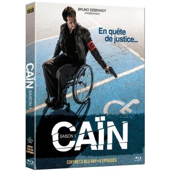 CainL'intégrale de la Saison 1 Blu-Ray
