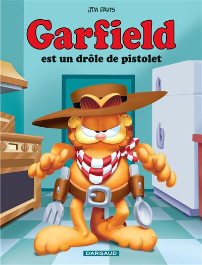 Garfield est un drôle de pistolet
