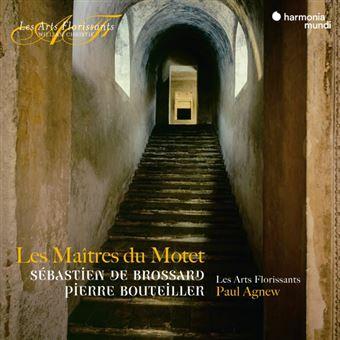 [PhP] Motets français - Brossard/Bouteiller (Agnew,19/05/16) Les-Maitres-du-Motet