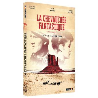 La chevauchée fantastique DVD