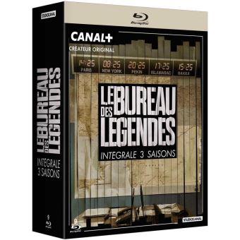 Série en Blu-ray