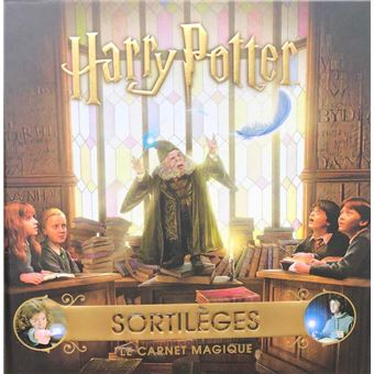 Harry PotterLe carnet magique : Sortileges