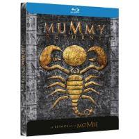 Le retour de la Momie Steelbook Blu-ray