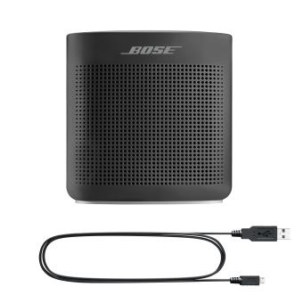 Bose SoundLink Colour Bluetooth Speaker II Soft Black