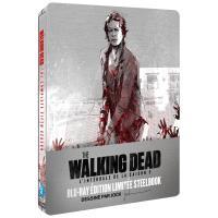 The Walking Dead Saison 5 Edition limitée Steelbook Blu-ray