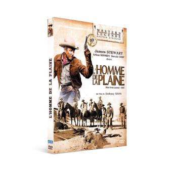 L'Homme de la plaine DVD