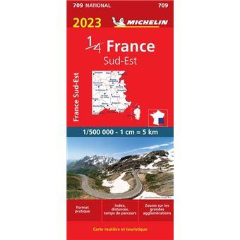 Cn 709 France Sud Est 2020