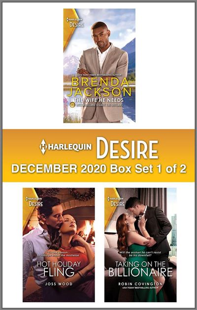Harlequin Desire December 2020 - Box Set 1 of 2