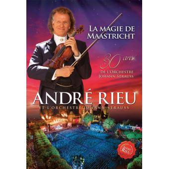MAGIE DE MAASTRICHT 30 ANS/DVD
