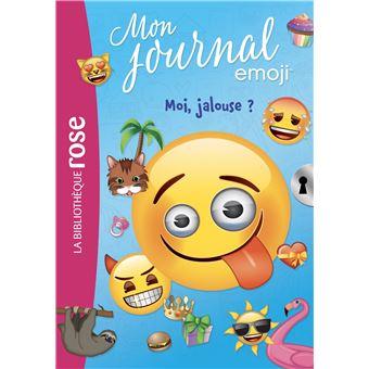 Emoji Moi Jalouse Tome 1 Mon Journal
