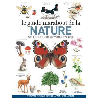 Le grand livre marabout de la nature