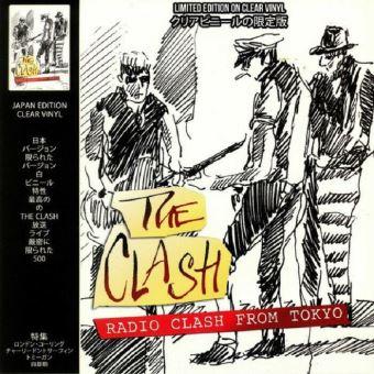 Radio Clash from Tokyo - LP