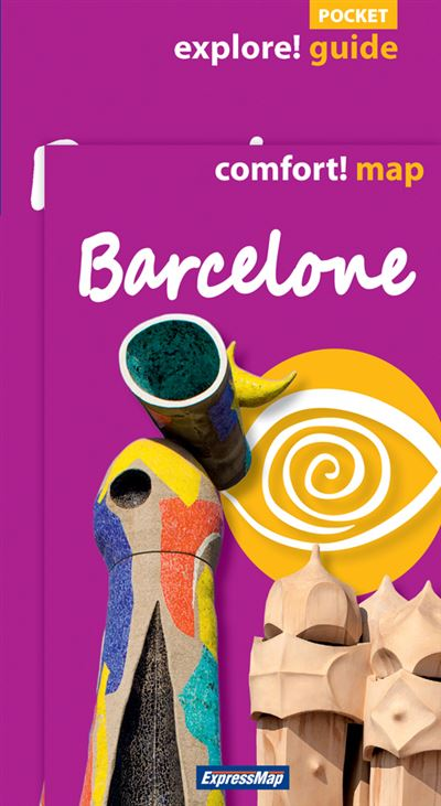 Explore Guide Poche Barcelone