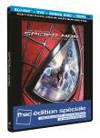The Amazing Spider-Man : le destin d'un héros édition Fnac Steelbook Blu-Ray + DVD