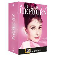 Coffret Audrey Hepburn 6 Films Edition Spéciale Fnac DVD