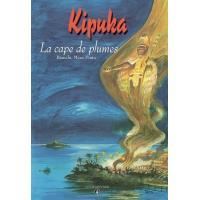 Kipuka, la cape de plumes
