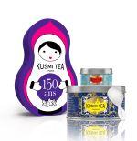 KUSM Coffret Kusmi Tea Doll Les Exclusifs Anastasia 125 g avec...