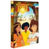 Les mystérieuses cites d'or Saison 3 Partie 3 DVD
