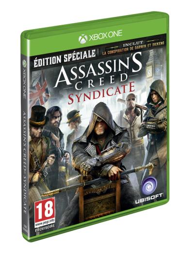 Assassin's Creed Syndicate Edition Spéciale Xbox One - Xbox One