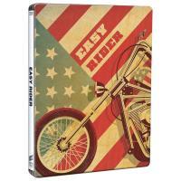 Easy rider Steelbook Pop Art Blu Ray