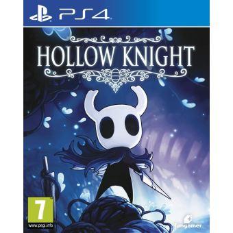 Hollow knight-FR/NL PS4