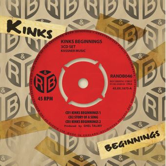 Kinks beginnings